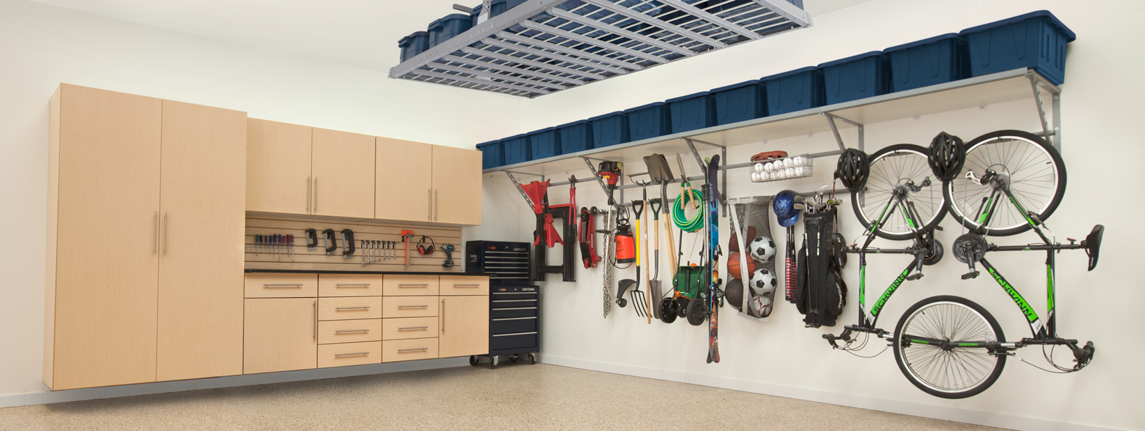 garage storage in Brentwood